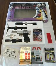 Vintage Transformers G1 – Megatron – Complete w/ Paperwork in Box – Hasbro 1984