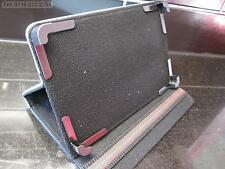 "Blue Secure Multi Angle Carry Case/Stand for 7"" Lynx Commtiva N700 Tablet PC"