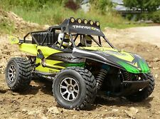 RC MONSTER Hopper BUGGY TRUGGY ca.50 Km/h in 1:18 mit LIPO AKKU             7073