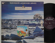 Quicksilver Messengers Service         Masterpiece       no barcode       NM # Q