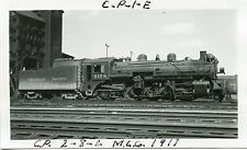 5E935 RP 1948 CP CANADIAN PACIFIC RAILROAD LOCO #5178 WINNIPEG MANITOBA