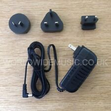 Mooer MMPPS - 2 Amp Power Supply with fittings for worldwide use UK EU Asia USA