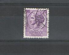 B9770 - ITALIA 1955/60 - SIRACUSANA  £ 25 N 769 - MAZZETTA DA 100 - VEDI FOTO