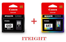 Genuine Canon PG640 + CL641 MG2160 MG2260 3160 MG3260 4160 MG4260 MX 376 436 516