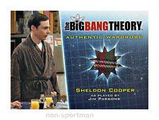 BIG BANG THEORY SEASON 5 CRYPTOZOIC WARDROBE COSTUME M1 SHELDON COOPER A