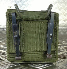 IDF Militaire Tactique Munitions / Pochette w Alice Pinces Web / Codura. Olive2