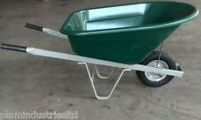 XL HEAVY DUTY BIG wheelbarrow  140L 160KG equine builder wheel barrow RRP £180!