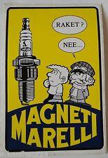 ADESIVI Magnet Marelli Sparks 70er Youngtimer Oldtimer Sticker Autocollant