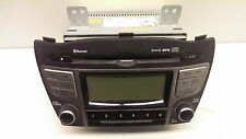 Original hyundai tucson radio receptor am-fm-mp3 CD-Player 96160-2s160tan
