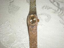 *Vintage Longines KestanMade 10KGF Ladies Hand Wind Watch-Works! Free Shipping!