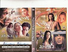 Kisna:The Warior Poet-2005-Vivek Oberoi/Asoka-2001-2 India Movie-DVD