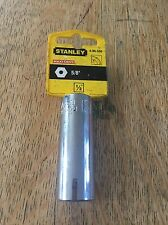 "Stanley Maxi-drive 5/8"" Socket Mechanic 6 Sided 4-86-580"