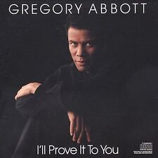 I'll Prove It to You by Gregory Abbott (Cassette, Columbia (USA))