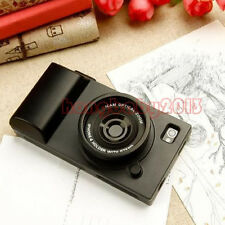 2016 New Design Hot 3D Black Camera Shaped Cell Phone Case For iphone 4 /4S