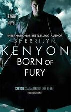 Born of Fury: Number 6 in series (League), Kenyon, Sherrilyn, New Condition