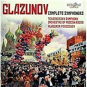 GLAZUNOV: COMPLETE SYMPHONIES NEW & SEALED