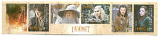 New Zealand-The Hobbit part 3 self-adhesive sheet mnh