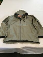 **SIMMS PACLITE JACKET**' LIGHT GREEN - SIZE EXTRA LARGE RETAIL $199.95""