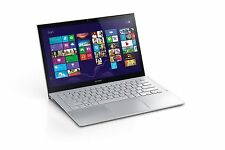 "SONY VAIO SVP1321A4E NOTEBOOK 13.3"" INTEL CORE i5 4GB RAM 128GB SSD WIN 8.I WLAN"