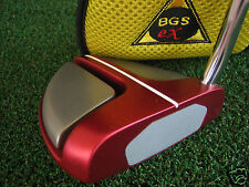 Tour Issue Putter, BGS-Ex Developed by Taylor Made Designer, Forged-Milled, NIB