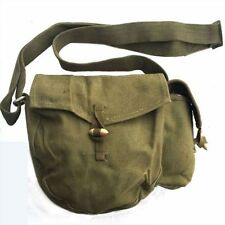 ORIGINAL VIETNAM WAR Military CHINESE TYPE 56 AK RIG DISCAL DRUM AMMO POUCH BAG