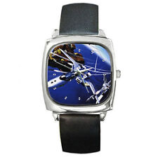 robotech anime ultimate leather wrist watch for all ages