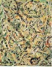 58 Jackson Pollock Painting Images Drawings Pictures Obscur Abstract on DVD CD