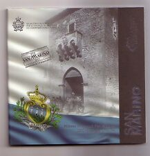 San Marino  Divisionale  2013 8 monete