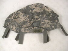 US Army ACU Digital Camouflage ACH or MICH Kevlar Helmet Cover - Large/X-Large