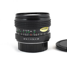 Porst MC 28mm f/2.8 High Quality Manual Lens Pentax K Mount K-1 K-3 K-50 SAMPLES