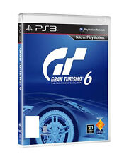 Gran Turismo 6 (Sony PlayStation 3, 2013) - NEW