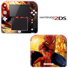 Vinyl Skin Decal Cover for Nintendo 2DS - Spiderman
