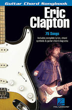 ERIC CLAPTON GUITAR CHORD  MUSIC SONG BOOK SONGBOOK