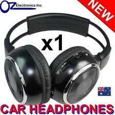 UNIVERSAL IR Infrared Headphones compatible with CLARION IR700 CAR DVD players