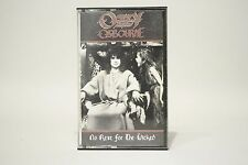 Ozzy Osbourne- No Rest For The Wicked- Cassette Tape- OZT 44245