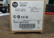 NIB Allen-Bradley 800H-QRH10W Series G - 60 day warranty