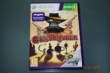 The GUNSTRINGER XBOX 360 KINECT UK PAL ** gratuite au royaume-uni frais de port **