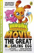 Moshi Monsters: The Movie: The Great Moshling Egg, , New Book