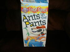 Ants in the Pants Game Milton Bradley Cootie Games Ages 3-6 Vintage 1999 COMPLET