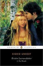 Kristin Lavransdatter I: The Wreath (Penguin Classics), Undset, Sigrid, Acceptab