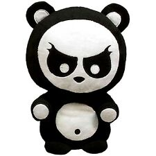 "ANGRY PANDA - Soft / Plush Figure (Plüsch Figur) 10"" / 25 cm (Skelanimals)"