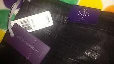 NYDJ Coated Denim Original Slimming Fit Jeans Black Size 14W