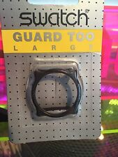 """Swatch """"Guard Too"""" Large Black"""
