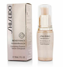 New Shiseido BENEFIANCE WrinkleResist 24 Energizing Essence 30ml / 1oz