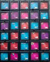 20 X LONDON 2012 OLYMPICS VENUE COLLECTION BOXSETS 2/ 3 PIN BADGE SETS