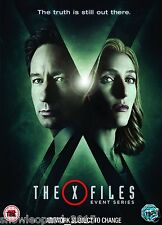 X FILES COMPLETE SERIES 10 DVD COLLECTION BOX SET All Episodes TENTH SEASON UK