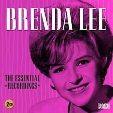 Brenda Lee - The Essential Recordings (2015)  2CD NEW/SEALED  SPEEDYPOST