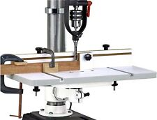 Shop Fox Drill Press Table With Fence + T-Slots + Stop Block D4033 New