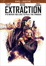 Extraction [DVD ] by Bruce Willis, Kellan Lutz, Gina Carano, D.B. Sweeney