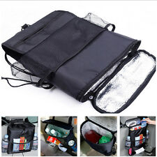 Storage Bag Car Seat Multi-Purpose Collector Organizer Keep Warm Iced Tidying